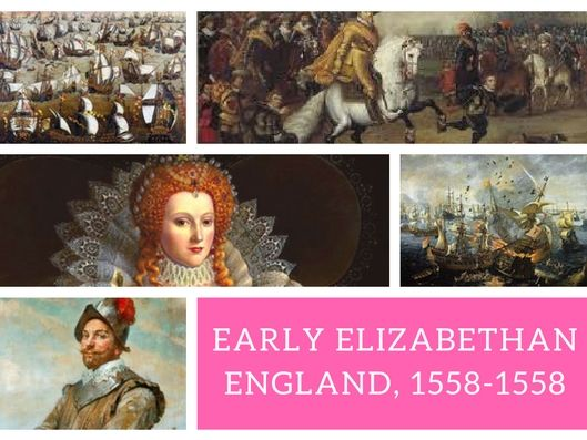 Edexcel Elizabethan England - Key Topic 1 - Knowledge Questions - Revision