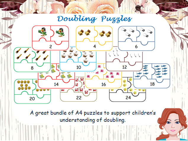 Doubling puzzle