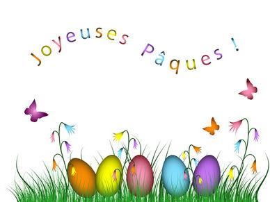 French Easter Bundle - Joyeuses Pâques