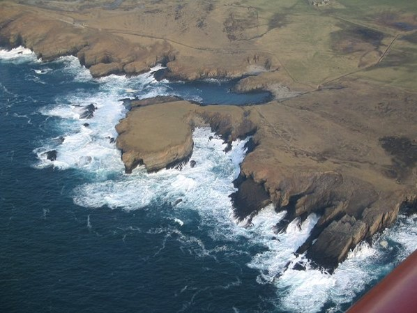 How Is The Coastline Eroded