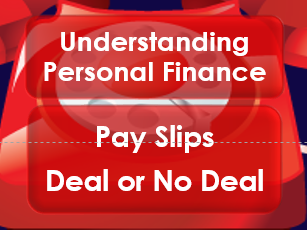 PSHE/Citizenship: Personal Finance: Understanding Payslips