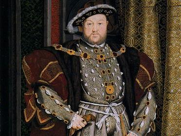 Henry VIII Reading Comprehension KS2