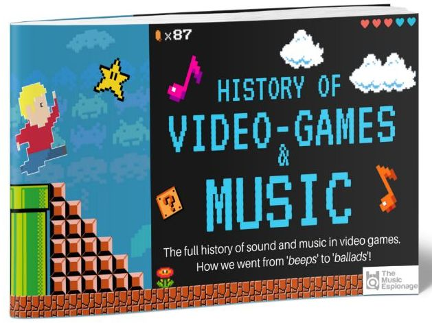 History of Video Game and Music-BUNDLE