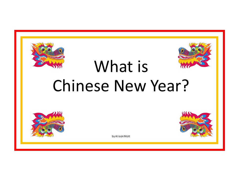 Chinese New Year activities (primary)