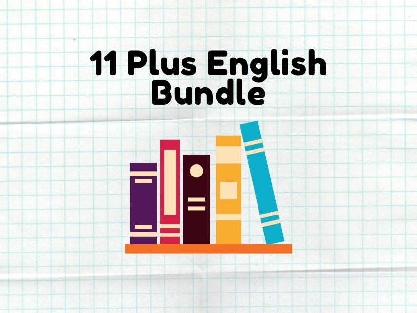 11 Plus English Bundle