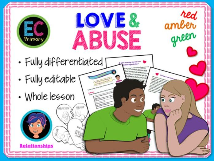 Love and Abuse PSHE
