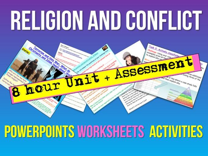 Religion and Conflict Unit
