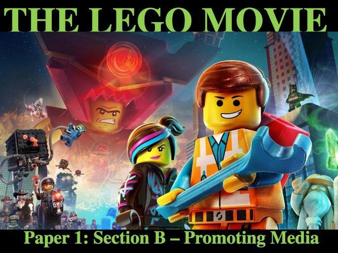 OCR MEDIA GCSE: THE LEGO MOVIE