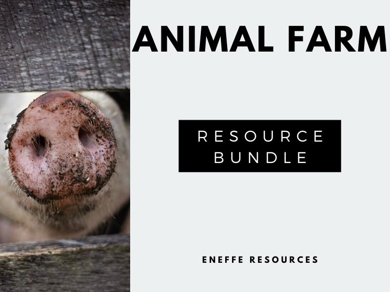 Animal Farm - Resource Bundle