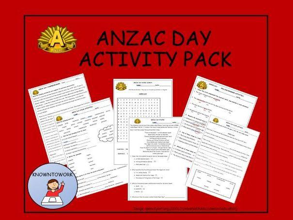 AnzacDayActivityPack-MiddletoUpperPrimary