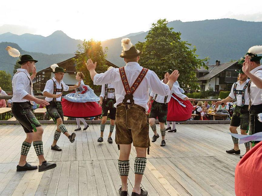 Customs and Festivals German GCSE