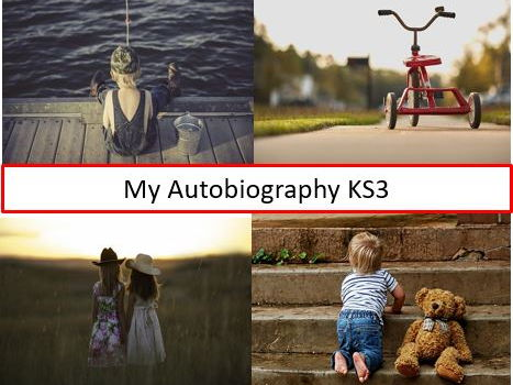 My Autobiography KS3  Writing Task