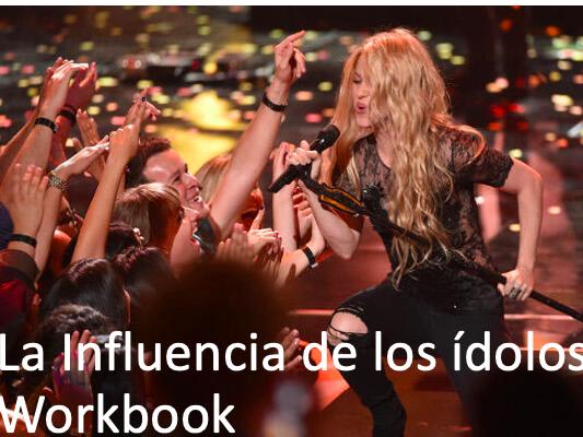 La influencia de los ídolos - Student Workbook