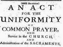 *Updated* The Elizabethan Religious Settlement and Act of Supremacy, 1559