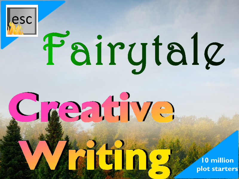 Writing Prompt - Fairytale Creative Writing Generator