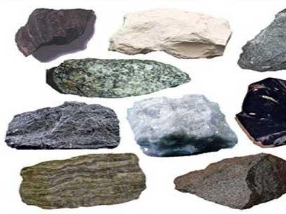Rocks - A complete study