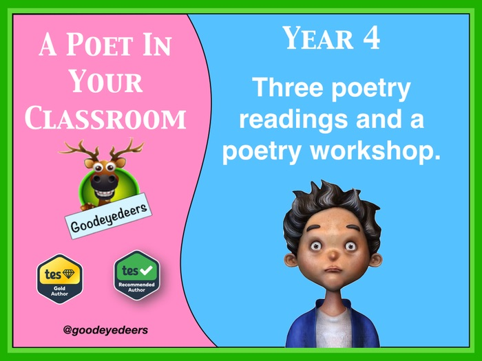 A Poet In Your Classroom - Year 4