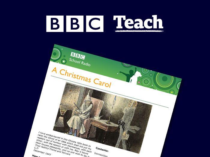 KS2 and KS3 English - A Christmas Carol by Charles Dickens