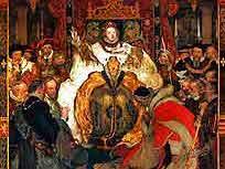 Elizabethan England - Elizabeth and Parliament