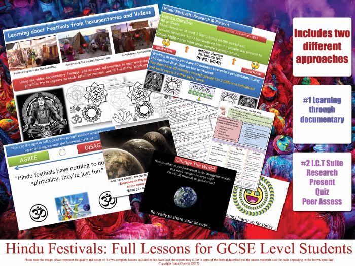 Ganesh Chaturthi - Hindu Festivals - FULL LESSON - GCSE Hinduism (Gaṇēśa Chaturthī or Vināyaka) KS4