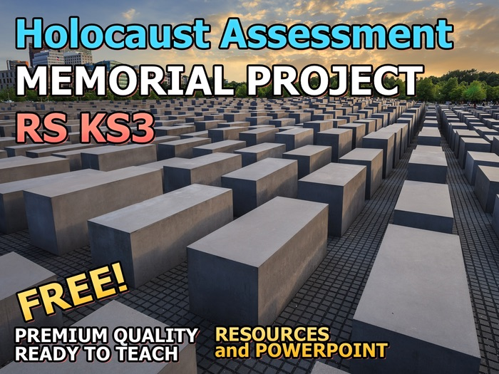 Judaism: Holocaust Assessment (Memorial Project)