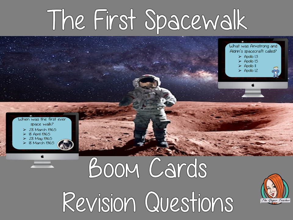 The First Spacewalk Revision Questions