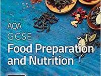 Food Choice Revision Map: GCSE Food Preparation and Nutrition (1-9)