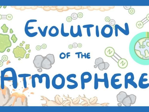AQA TOPIC 9 CHEMISTRY (ATMOSPHERE)! NOTES