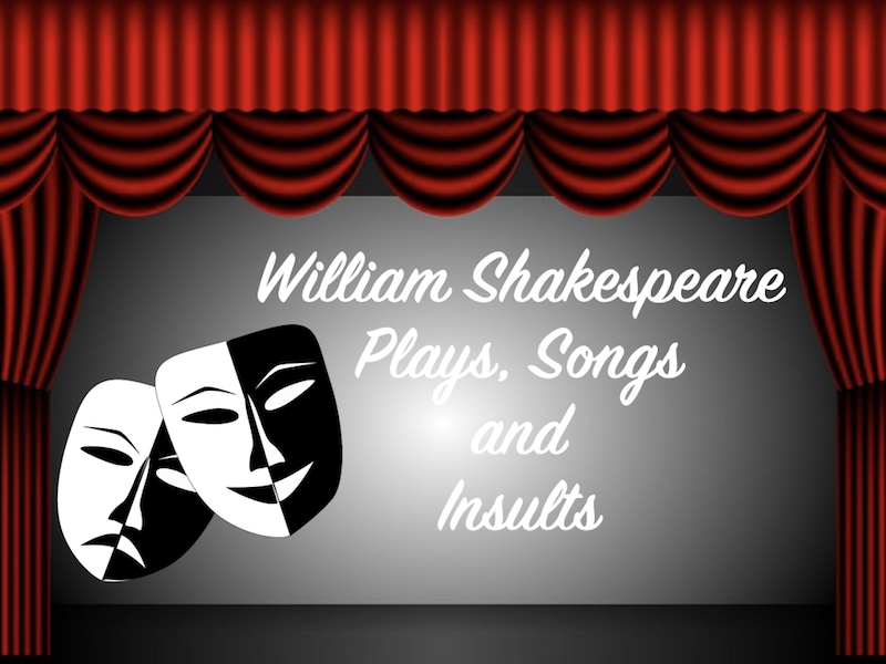 William Shakespeare - Exploring His Rich Language and Great Insults
