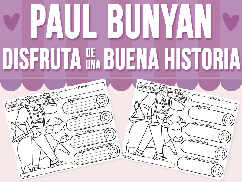 Paul Bunyan - Disfruta De Una Buena Historia