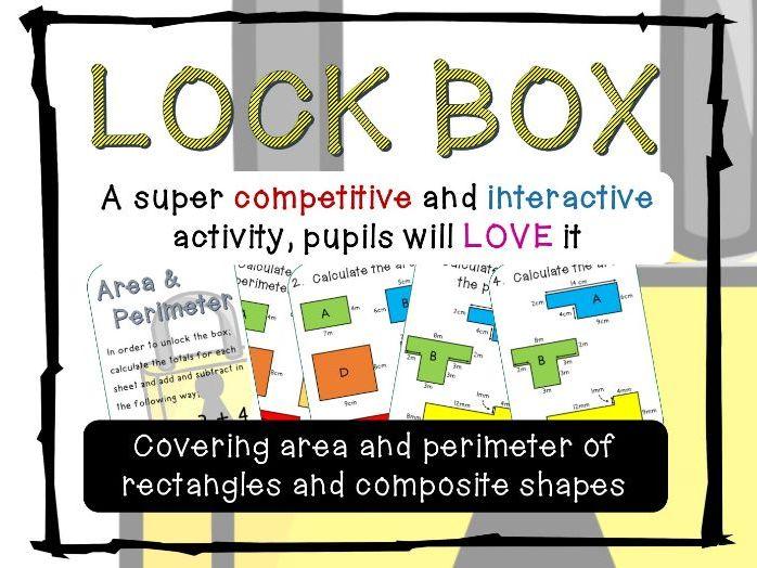 Rectangle Lockbox