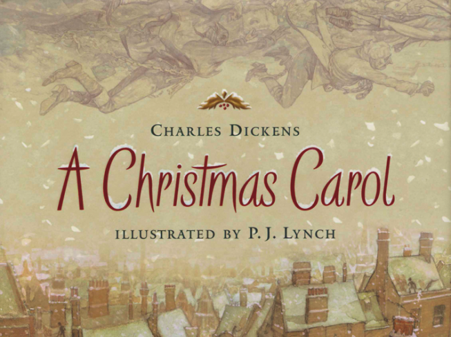 A Christmas Carol: Marley's Ghost and The Ghost of Christmas Past