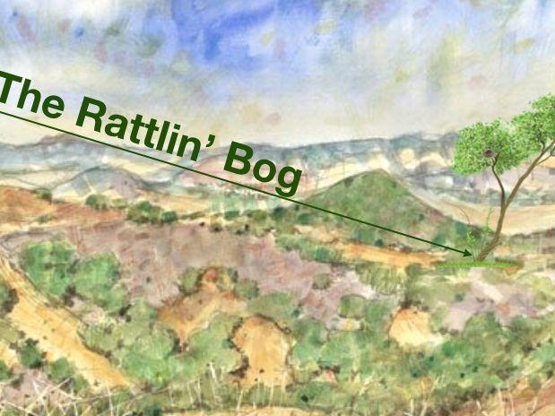 Lyric visual: Rattlin' Bog