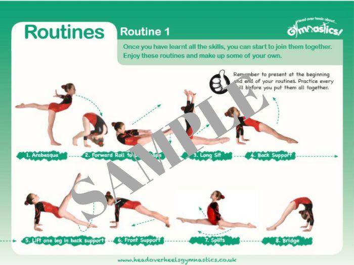 Gymnastics Routines