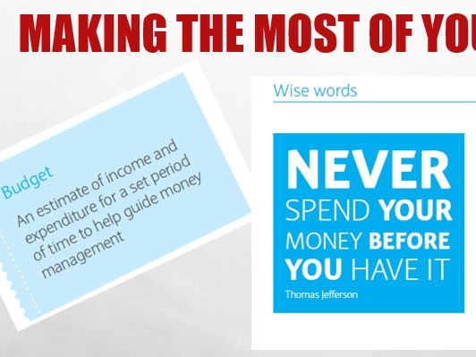 How to Manage Money - A quick guide to finances and how to manage them.
