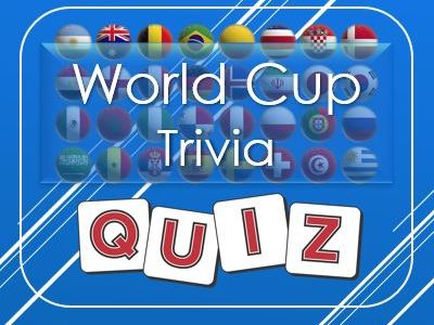 World Cup: Russia 2018: Trivia Quiz