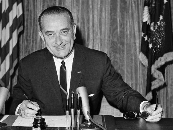 President Johnson's Great Society