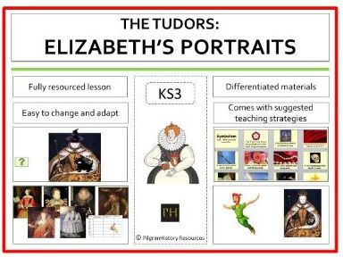 Elizabeth 1 portraits and image