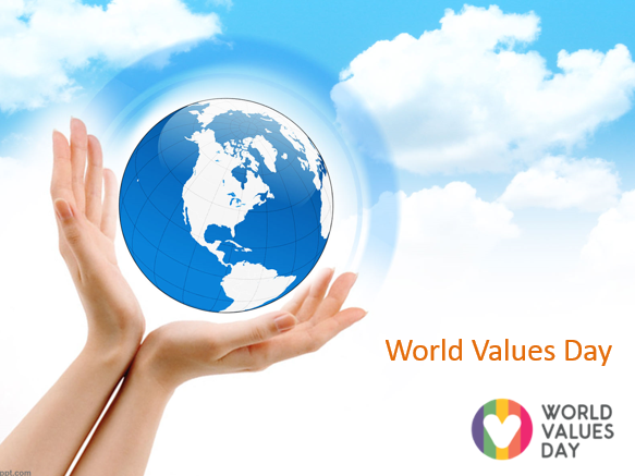 World Values Day - An Assembly, Presentation and Class Discussion