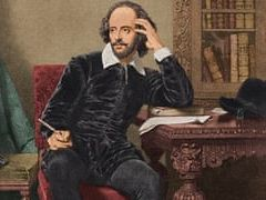 *Updated* The Historic Environment 2018-2019: Elizabethan Playwrights and Actors - Shakespeare