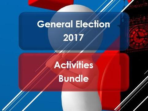 Citizenship: General Election 2017: Activities  Bundle