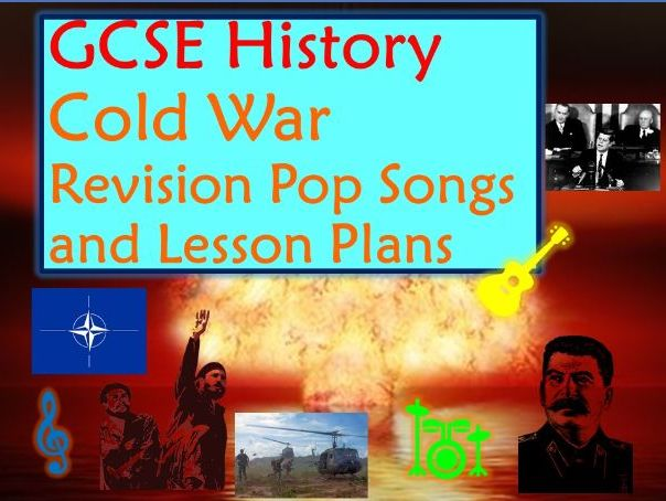 GCSE Cold War Origins, Revision Lesson & Song - American Pie