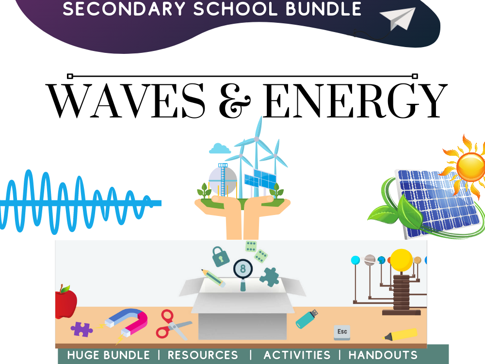 Waves and Energy Physics Science Revision