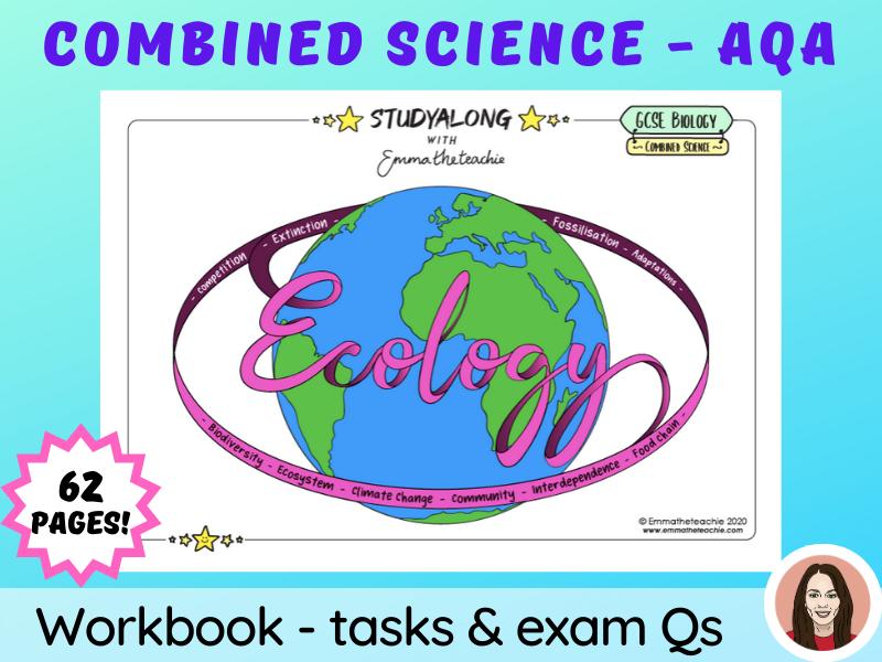 GCSE Biology Workbook Ecology - Google + Print