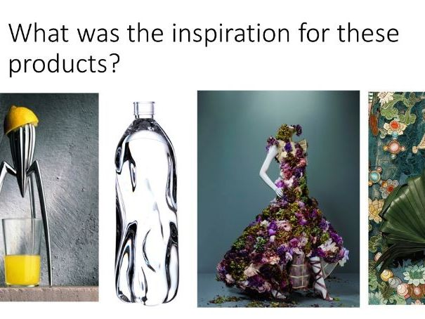 Design Inspiration Task