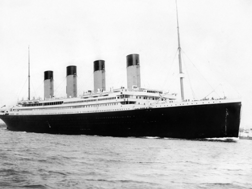 Why did the Titanic sink? Lesson