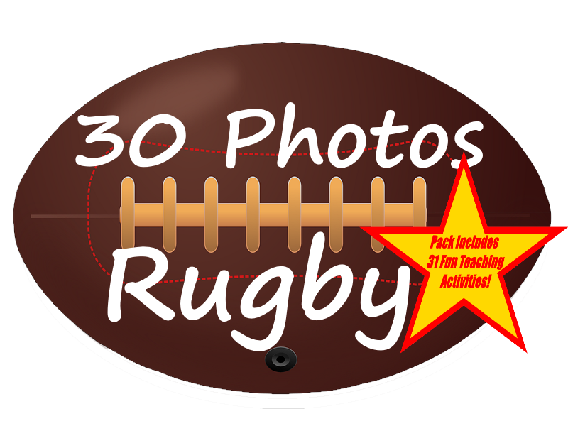 Rugby - PowerPoint and Teaching Display Materials + 31 Ways To Use This Resource In The Classroom