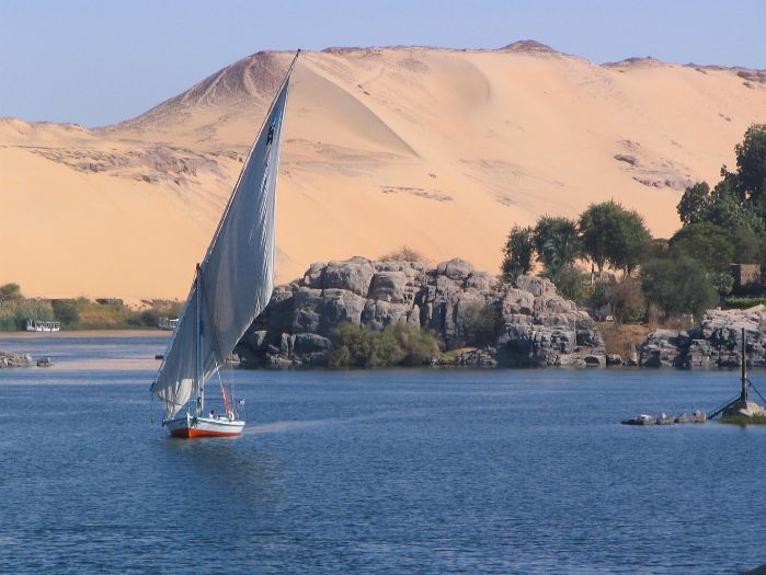 The Nile Documentary - Earth's Great Rivers