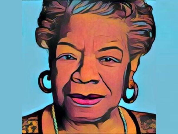 Unseen Poetry - Maya Angelou