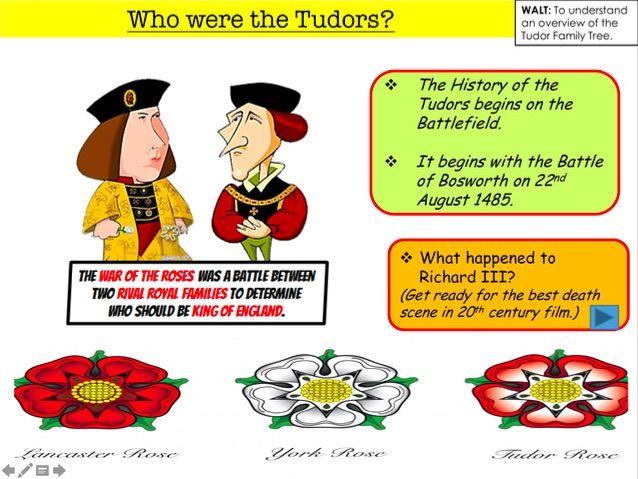 Who were the Tudors?